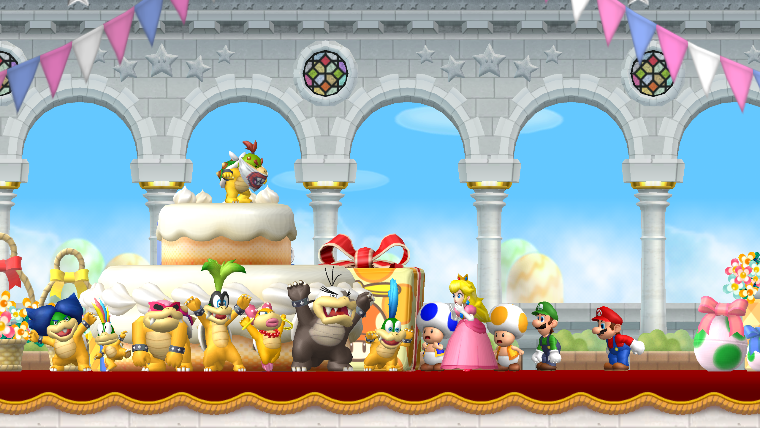 Koopalings Mariowiki Fandom