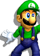 Luigi (Super Smash Bros Melee)
