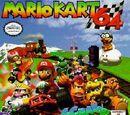 Mario Kart 64 songs