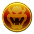 MKT-Badge or emblème Bowser