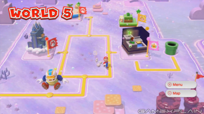 SM3DW Screenshot Welt 5