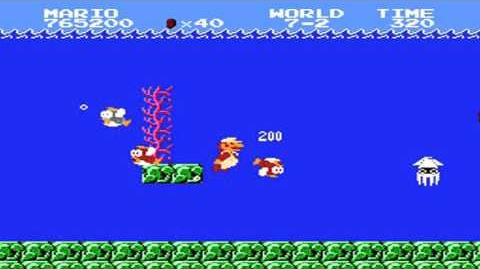 Super Mario Bros. - World 7-2