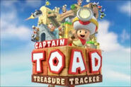 Captain toad treasure tracker à l'E3 2014