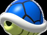 Carapace bleue