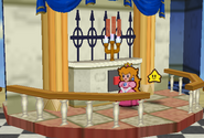 Turning Platform In Bowser's Castle (Paper Mario)