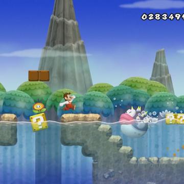 World 6 5 New Super Mario Bros Wii Mariowiki Fandom