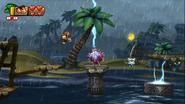 DKCTF Screenshot 4-A Aqua Marter (Nähe 1. Puzzelteil)