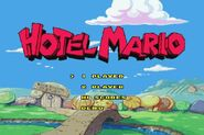 Hotel Mario 3