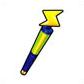 MKAGPDX Sprite Stun Stick