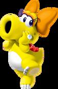 MKT Art Birdo (jaune)