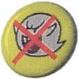 SMRPG Fearless Pin