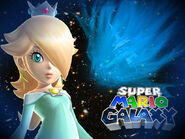 Super mario galaxy rosalina by fierdragon-d2zb9vow