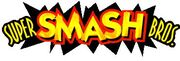 Super smash bros logo-13154