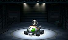 Egg 1 Metal Mario