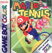 Mario Tennis (GBA) EUR