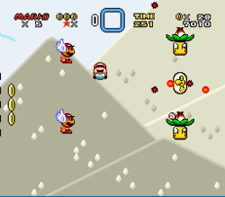 SMW Screenshot Tubular