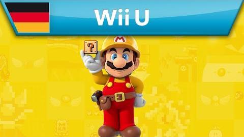 Super Mario Maker - Nostalgie-Video (Wii U)