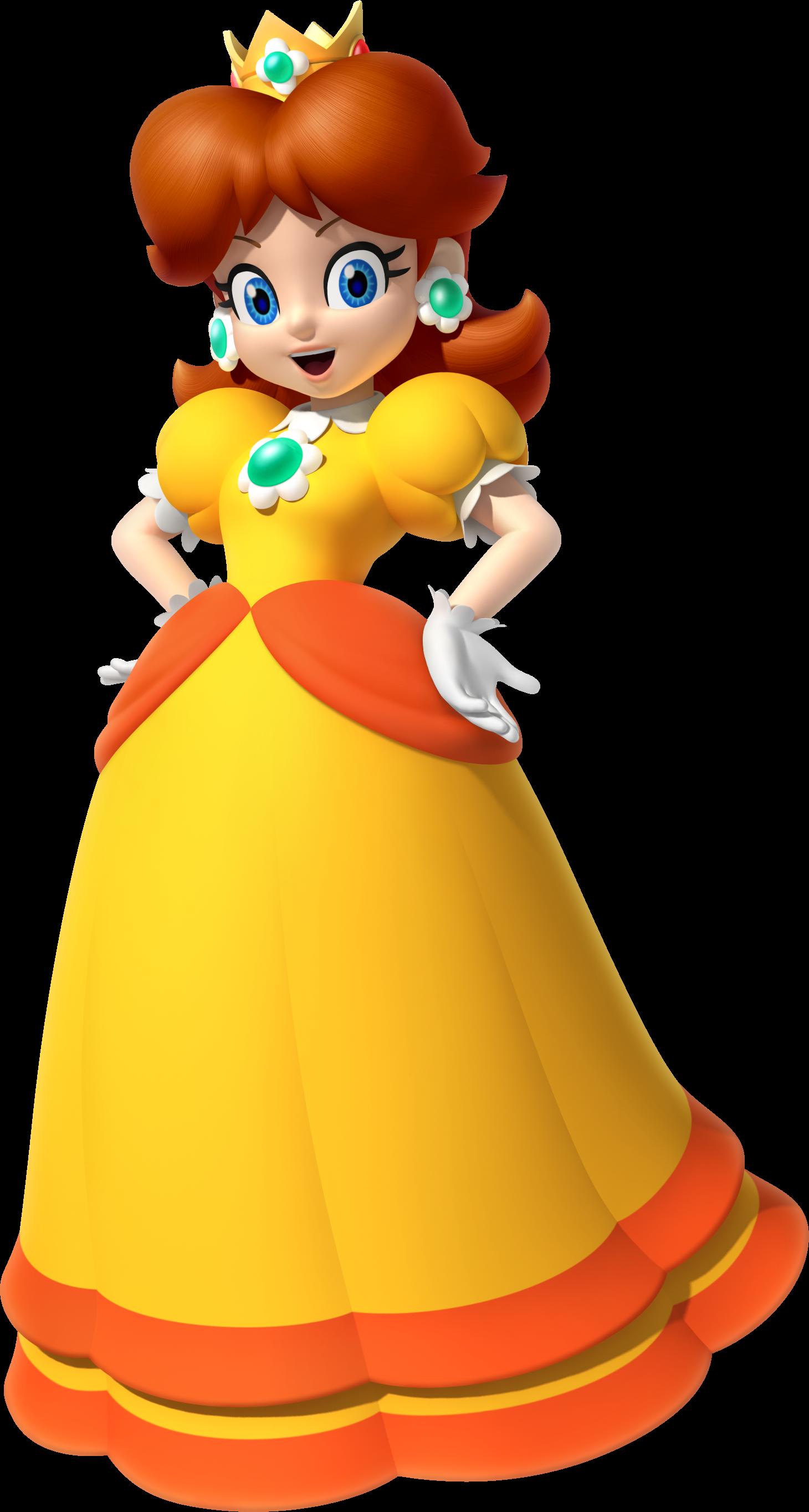 """Résultat de recherche d'images pour """"Daisy mario"""""""