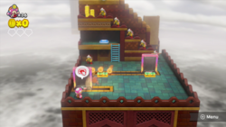 CTTT Screenshot Kampf auf den Turmspitzen