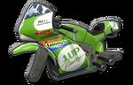 Corps Sport GP vert