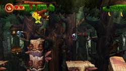 DKCR Screenshot Totemtaumel