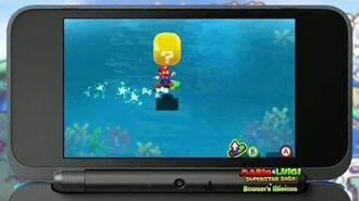 Mario & Luigi Superstar Saga + Bowser's Minions Work Together Now Available 3DS 30 US TV Commercial