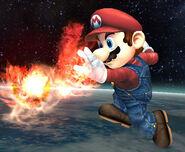Mario Bolas de Fuego SSBB