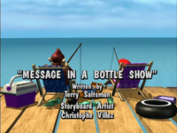 Message in a Bottle Show