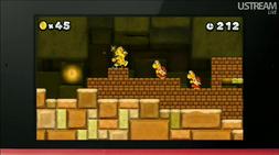 New Super Mario Bros 2 captura de pantalla 3