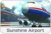 Sunshine Airport Icon