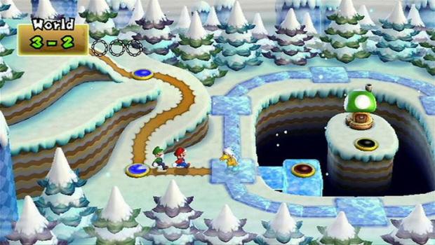 World 3 New Super Mario Bros Wii Mariowiki Fandom