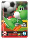 Carte amiibo Yoshi football