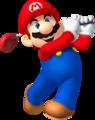 MGWT Artwork Mario