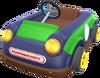 MKT Kart enfant vert