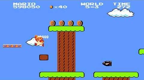 Super Mario Bros. - World 5-3