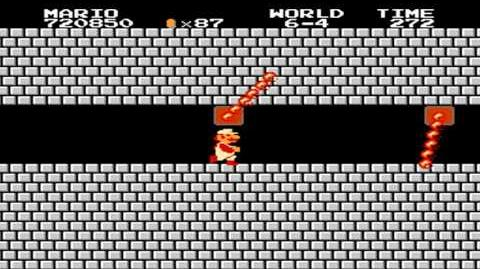 Super Mario Bros. - World 6-4