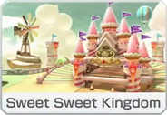 Sweet Sweet Kingdom Icon