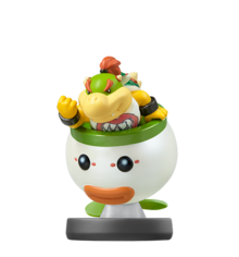 Amiibo Bowser Jr. SSB