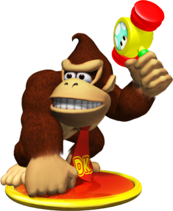 MP4 Artwork Donkey Kong
