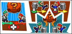 Mario y Luigi Meteoro Salvaje