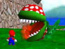 SM64 Screenshot Venus-Feuerfalle