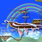 SSBB Sprite Regenbogen Raserei