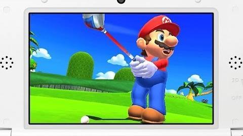マリオゴルフ ワールドツアー 紹介映像