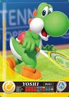 Carte amiibo Yoshi tennis