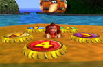 DK64 Screenshot Bananaporter