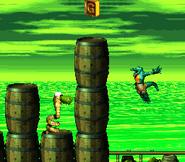 DKC2 Screenshot Klapper-Misere 7