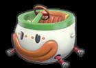 MK8D Sprite Clown-Kutsche