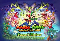 Mario&LuigiSuperstarSaga+Bowser'sMinions-FondD'Ecran1