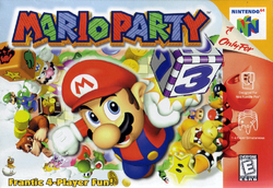 Mario Party (North American cover)