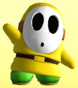 Maskass jaune Sluggers